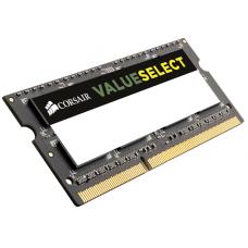Corsair DDR3 1600MHZ 8GB 1x204 SODIMM Unbuffered CMSO8GX3M1A1600C11