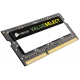 Corsair DDR3 1600MHZ 8GB 1x204 SODIMM Unbuffered CMSO8GX3M1A1600C11