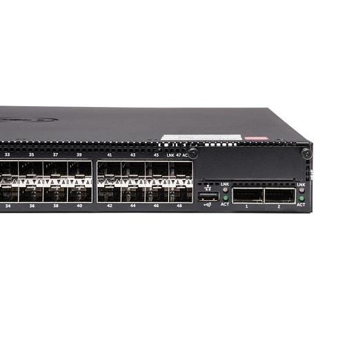 Dell Network Switch 24x 10gbe Sfp Auto Sensing 10gb 1gb