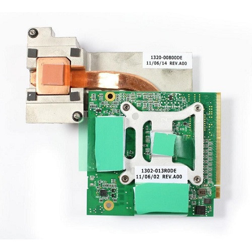 Dell Video Graphics Card XPS One A2420 MXM7308-MG 512MB w/ Heatsink T724F
