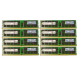 HP Memory Ram 64GB (8x8GB kit) PC2-5300 DDR2 Sdram 495604-B21