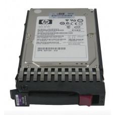 HP 146Gb 15K 6G 2.5 SAS DP Hard Drive 627114-001